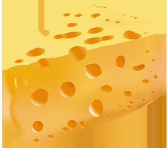 картинка сыр пнг